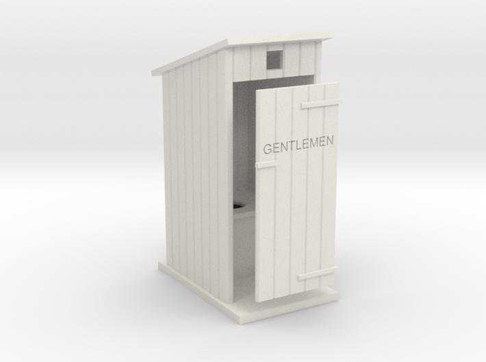 LM77 toilet 3d printed