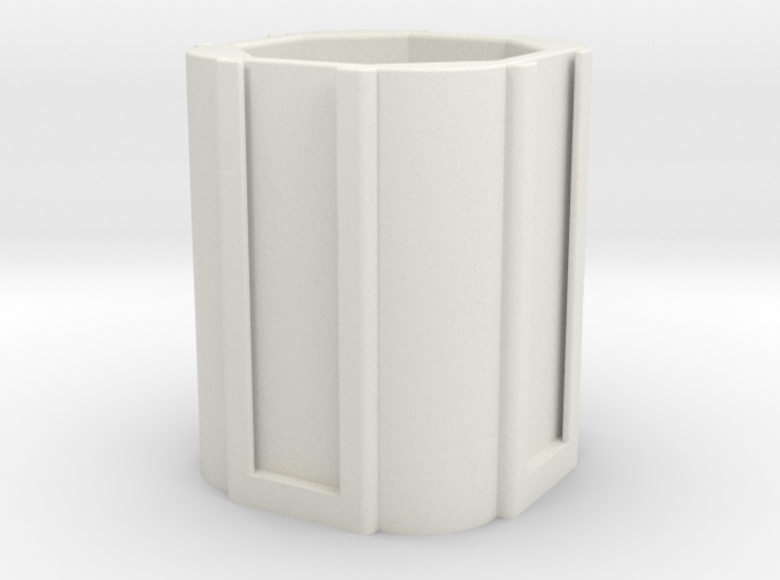 Survivor office holder for office and nespresso 3d printed