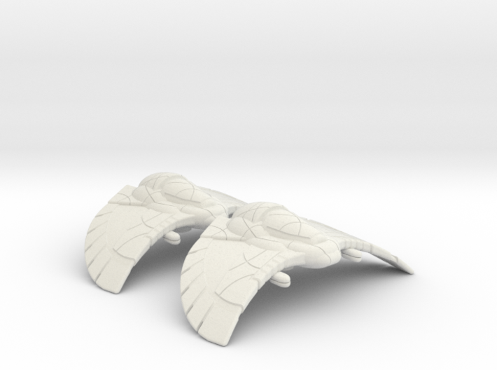 Goa'uld Armored Flight: 1/270 scale 3d printed
