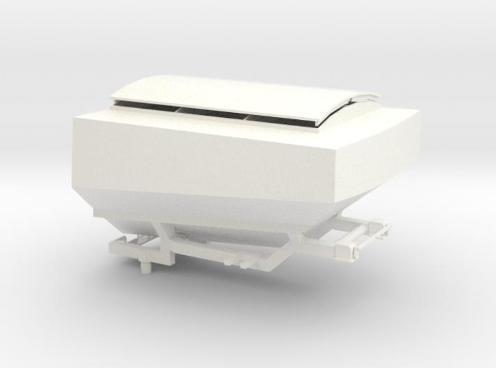 1:32 Aufbautank Xerion 4000 Teil 2 von 2 3d printed