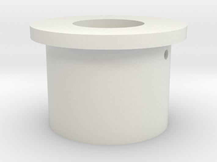 "Neopixel Blade Plug 1"" (TCSS blade diffuser) 3d printed"