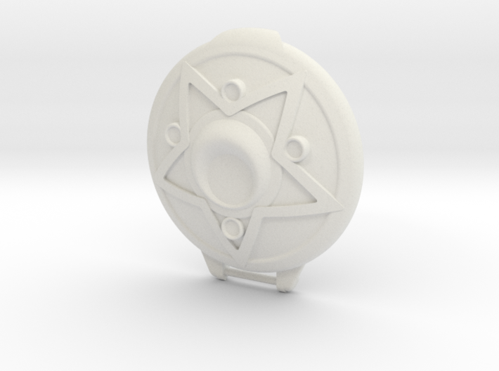 Sailor Moon Star Communicator Lid 3d printed