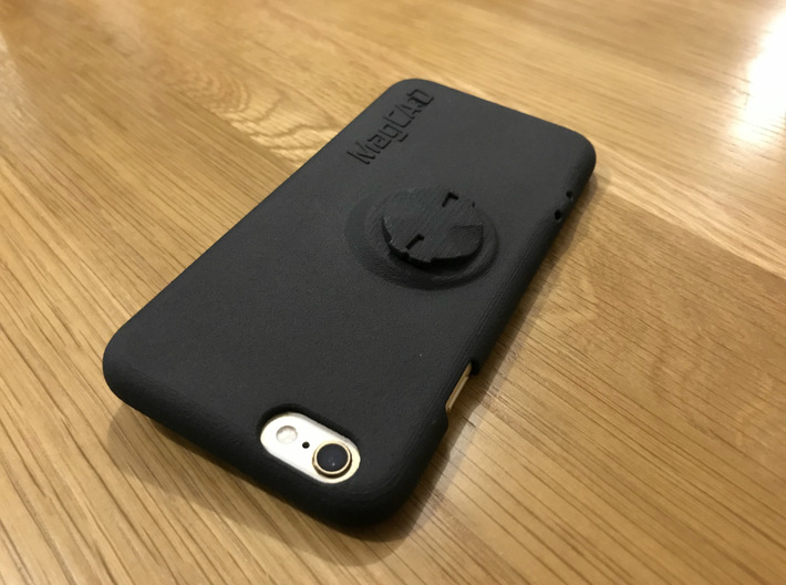 iPhone 6/6S Garmin Mount Case - Landscape 3d printed