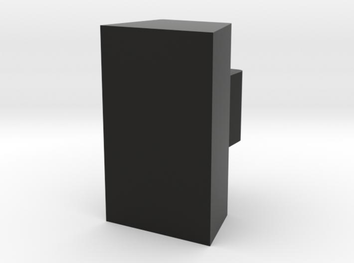 Multi-layer Star light Filter-locking stick 3d printed