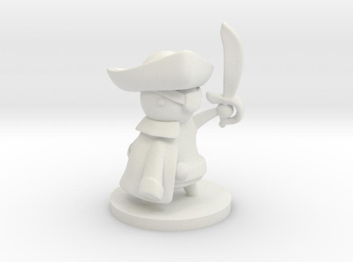 Swashbuckler 3d printed