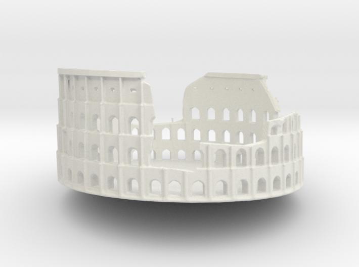 Ancient Colloseum 3d printed