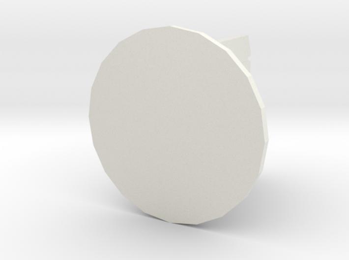 Floppy Disk Piece 3d printed