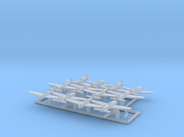 1/700 J2M, N1K1 & N1K1-J x12 (FUD) 3d printed