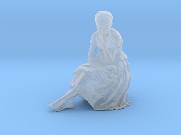 Printle C Statue 01 - 1/72 - wob 3d printed