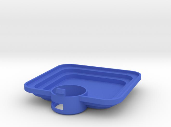 "Mulholland Drive ""Blue Box"" - 3 of 4 - Inner Lid 3d printed"