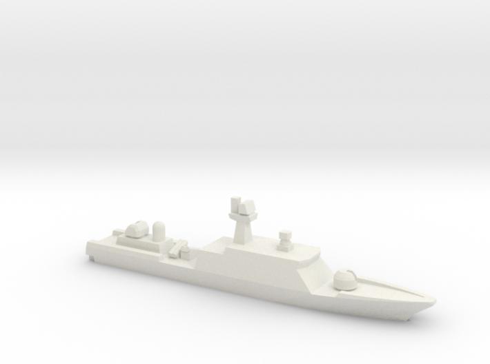 Gumdoksuri-class patrol vessel, 1/1800 3d printed