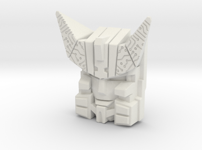 Cybertron Megatron Face (Deluxe/Voyager) 3d printed