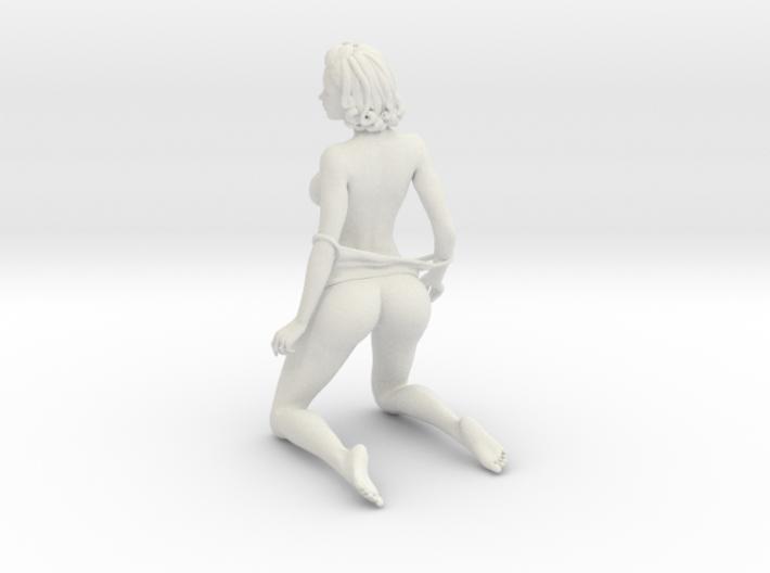 Seductive posture 003 3d printed