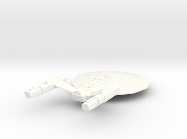 USS AVALON 3d printed