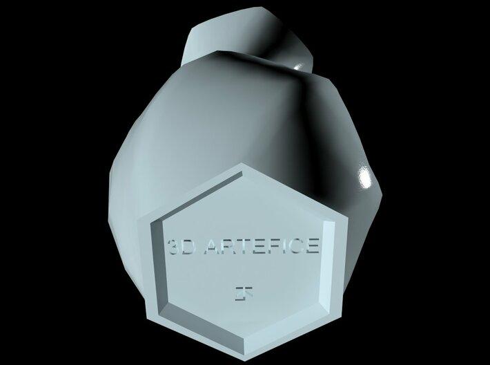 Liscio Vase Slender 3d printed Render (product photo coming soon)