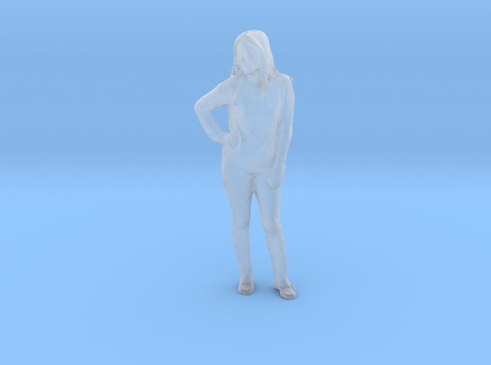 Printle C Femme 008 - 1/48 - wob 3d printed