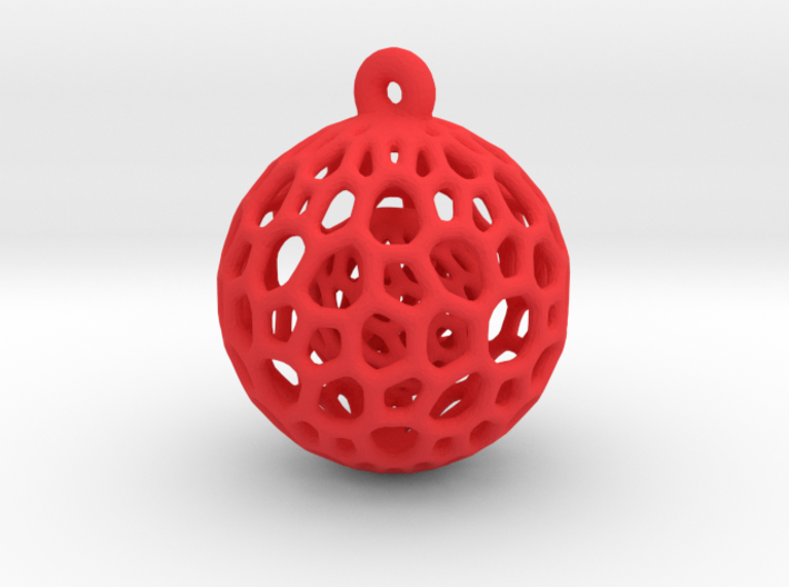 Christmas Decoration 3d printed Bloody Christmas