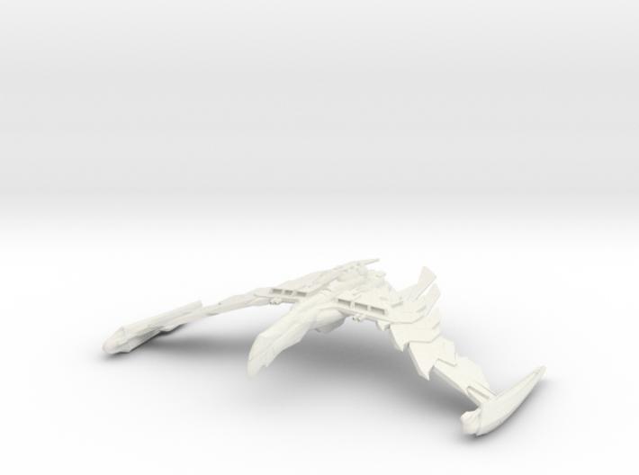 Romulan GreatBird Class WarBird 3d printed