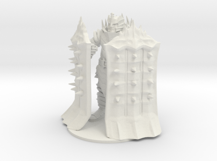 Fire Giant Dreadnought 3d printed
