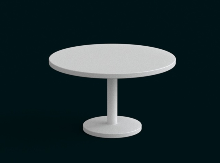 1:10 Scale Model - Table 03 3d printed
