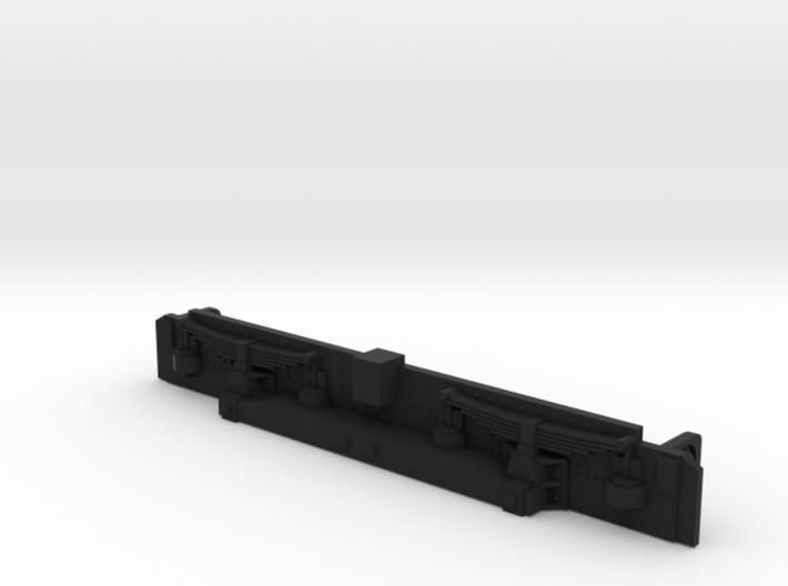 22229 Sideframe for EMU 3d printed