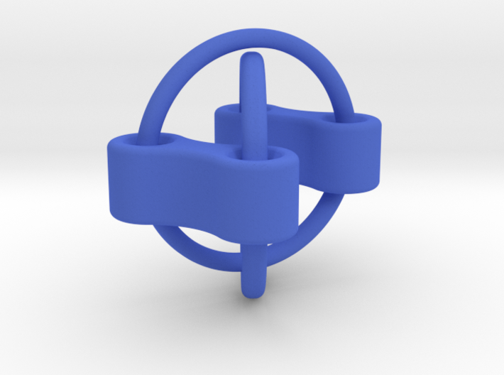 Chain Fidget Toy 3d printed