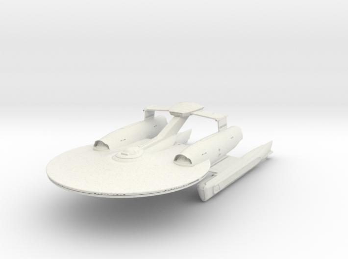 Mayrose Class IIIV BattleCruiser 3d printed