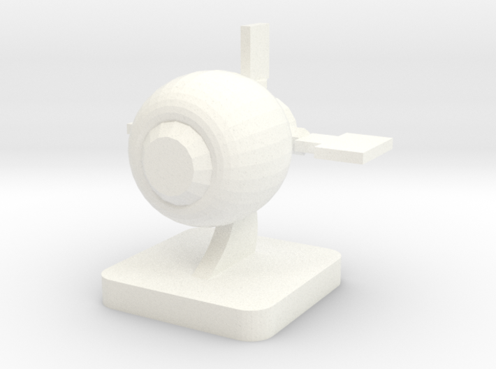 Mini Space Program, Inflatable Station 3d printed