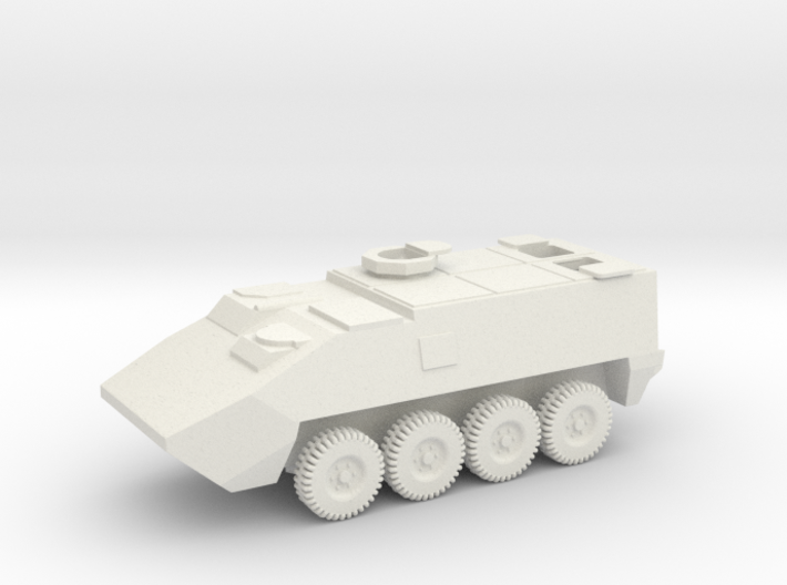 1/87 Scale Stryker APC 3d printed