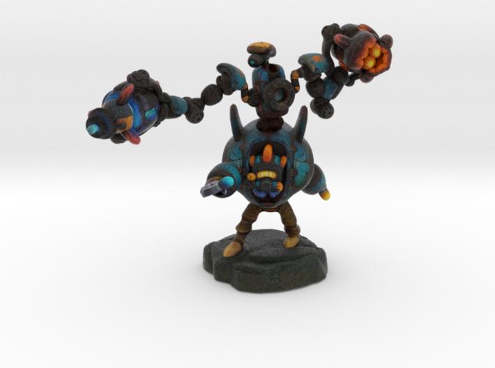 Tinker (Submerged Hazard set) 3d printed