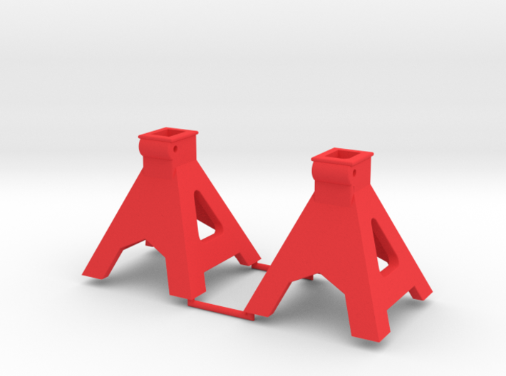 1/10 Scale Jack Stands Part A 3d printed