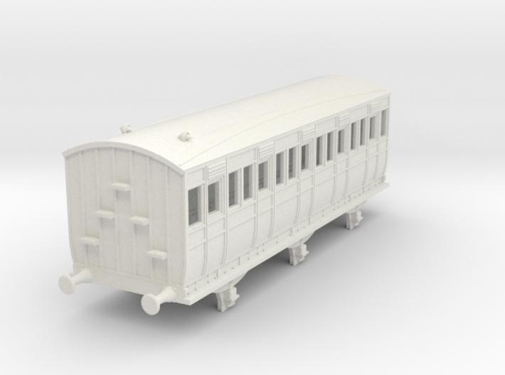 o-87-secr-6w-pushpull-coach-third-1 3d printed