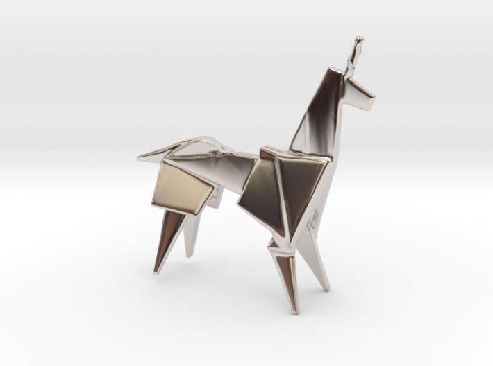 Unicorn Runner 3d printed