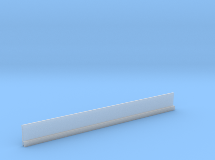 Profil 200mm Waggon-Sitzbank einfach hoch FUD/FED 3d printed