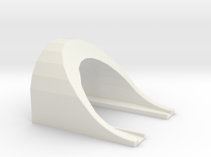 Tunnel Portal Single Cement High Speed 3d printed
