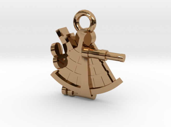 boOpGame Shop - The Sextant 3d printed boOpGame Shop - The Sextant