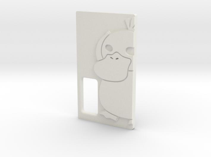 Duck door 3d printed