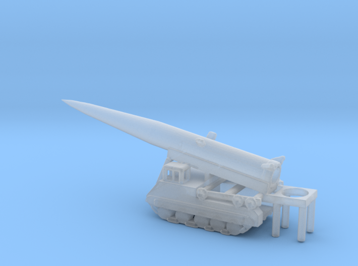 1/285 Scale M474 Launcher MGM-34 Missile 3d printed