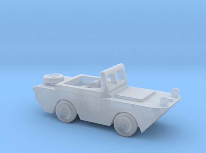 1/285 Scale Ford GPA 3d printed