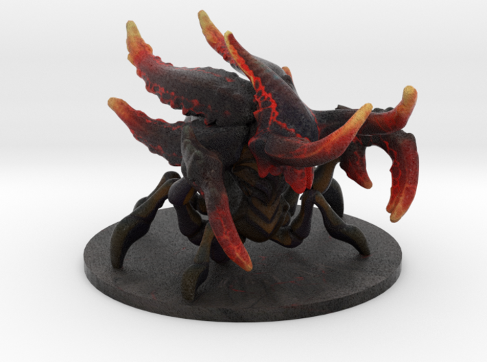 Nyx (Sect of kaktos) 3d printed