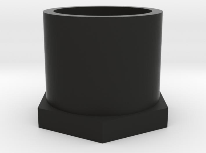 SCUBA - DIN Regulator Dust Cap 3d printed