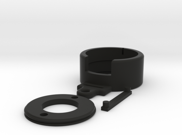 SCUBA - Housing For Suunto SK-8 Compass 3d printed
