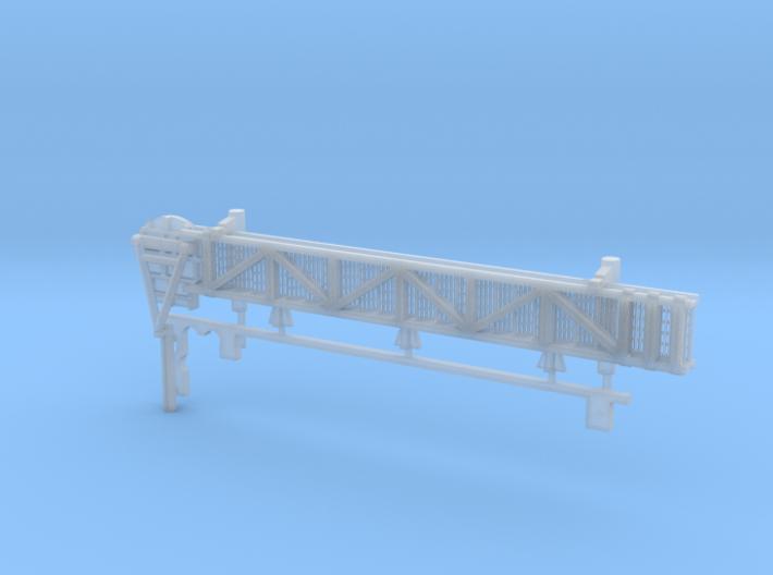 1:144 scale Walkway - Port - Long 3d printed