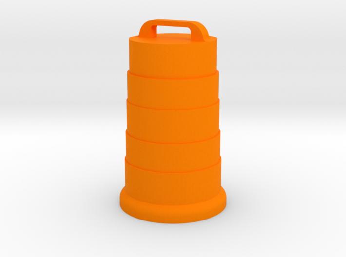 Safety Barrel 3d printed