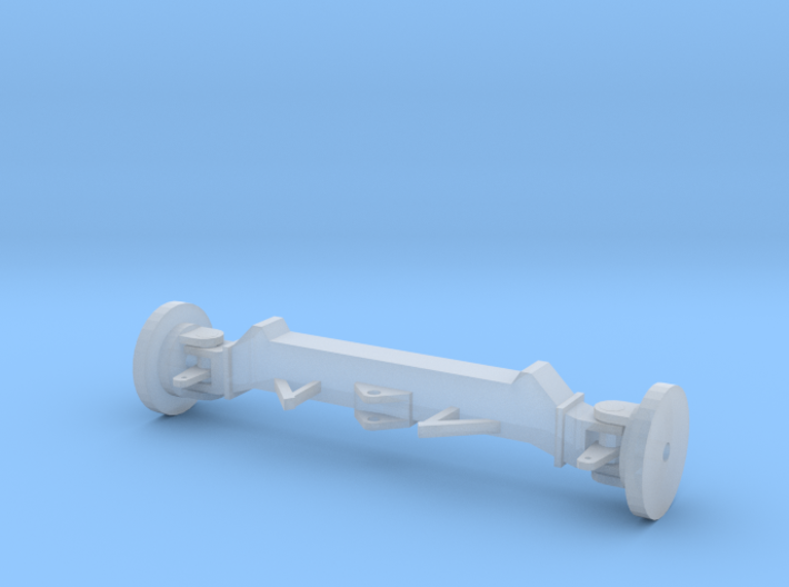 7950 steering axle 1/64th 3d printed