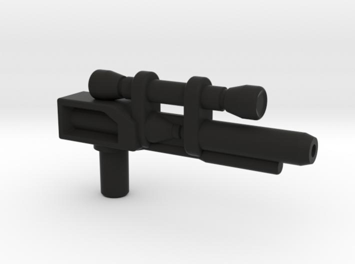 Dinobot Slash's Rifle  (PotP) 3d printed