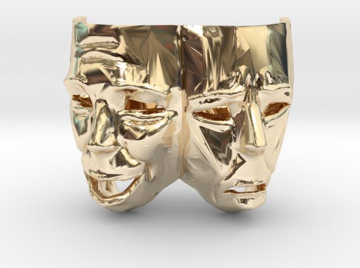 Masques 3d printed