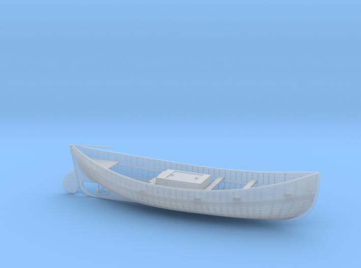 1/48 USN 25 foot Motor Surfboat 3d printed