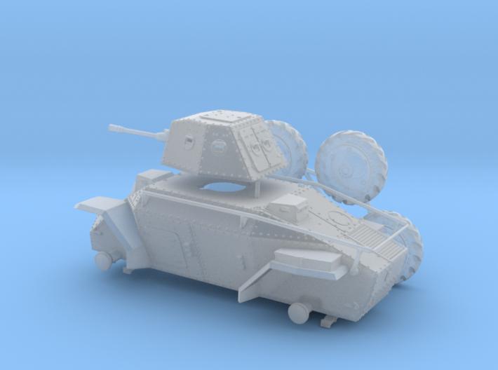 1/56th (28 mm) 39M Csaba armoured car 3d printed