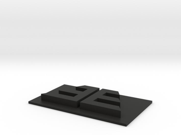 Evolve 3d printed